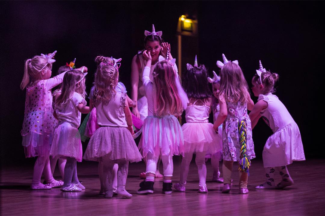 Dansklass Barndans