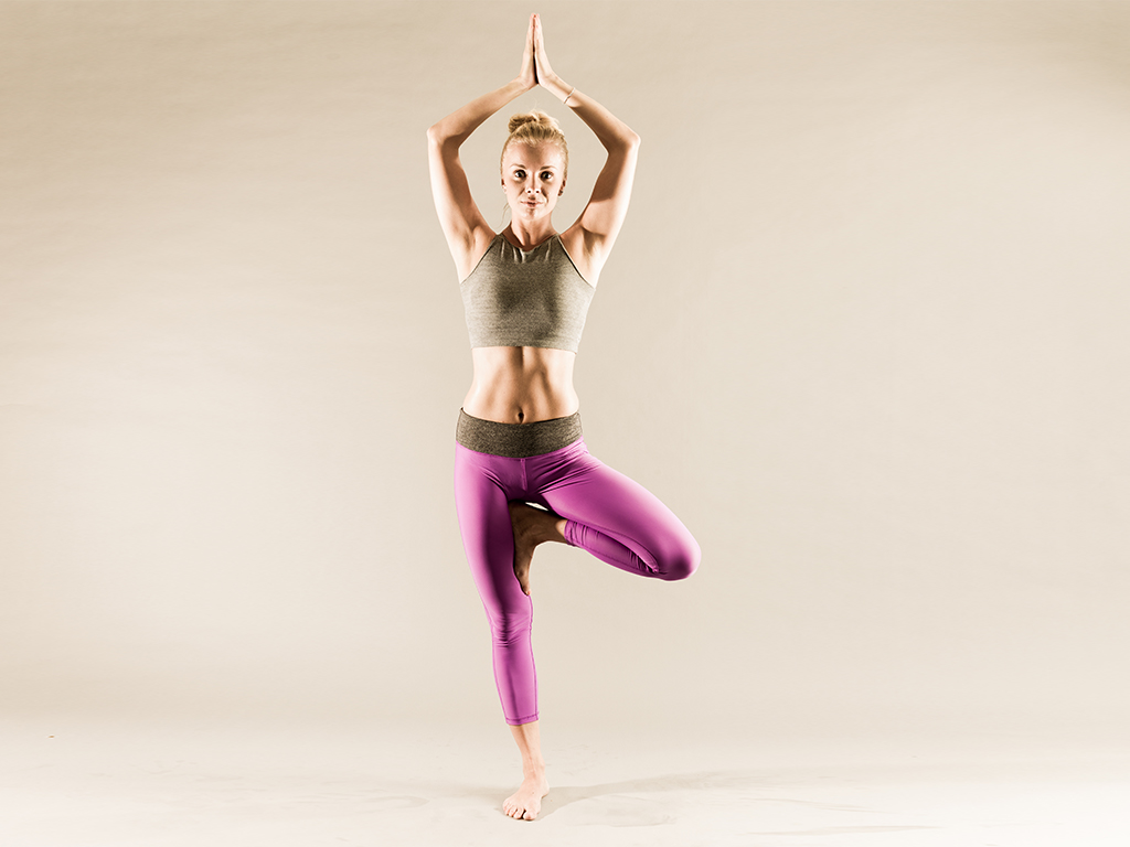 Hatha Yoga – balanserande