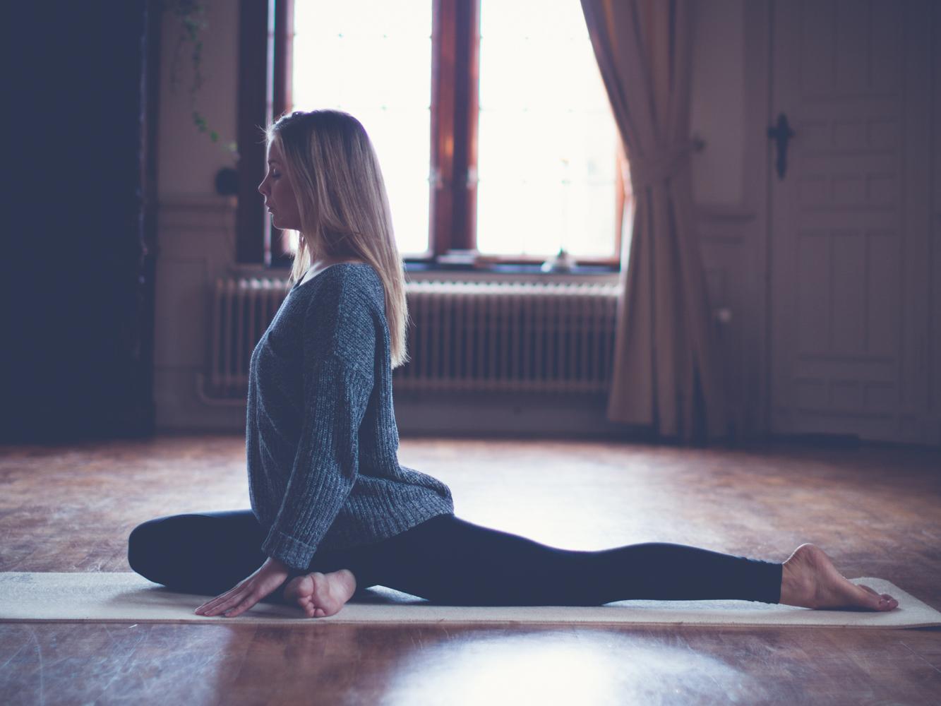 Grundläggande Yoga