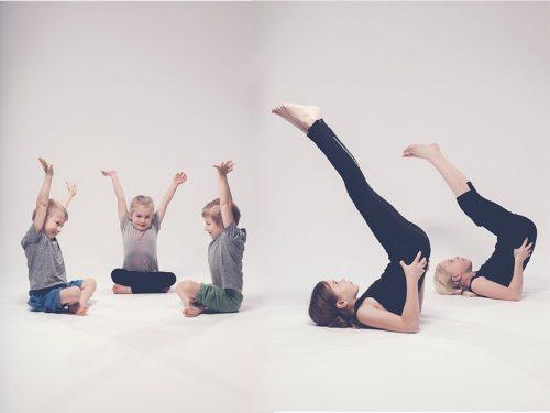 Yoga för barn