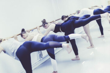 Fitnessklass Barre