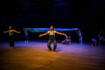 Dansklass Modern och Nutida dans