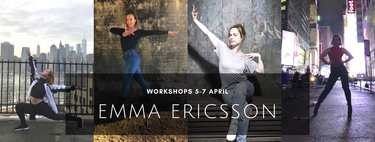 Workshops med Emma Ericsson